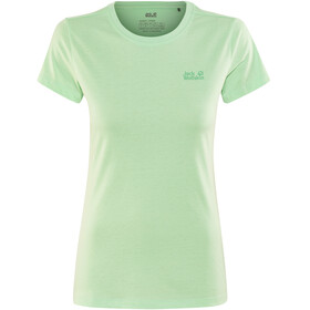 Jack Wolfskin Essential - T-shirt manches courtes Femme - turquoise